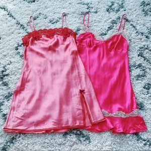 Two Victoria Secret Night Gowns